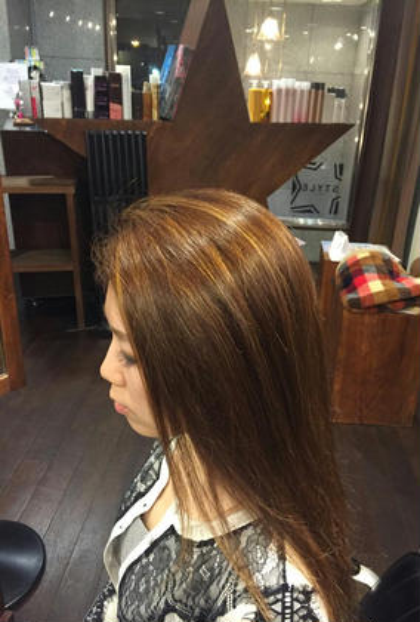 STYLE  hair所属・野上幹太のスタイル