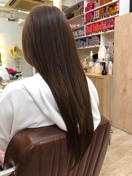✴️【新メニュー】髪質改善❗️✳️美髮チャージ✳️【サイエンスアクア】