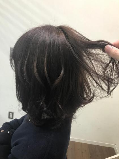 ピンクアッシュ( ^ω^ ) 春カラー Aria所属・エンドウアキのスタイル