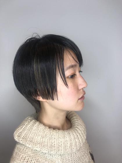 【スタイルチェンジおまかせください】似合わせカット+髪質改善トリートメント