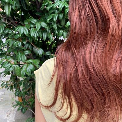 🥣アディクシーカラー+髪質改善トリートメント