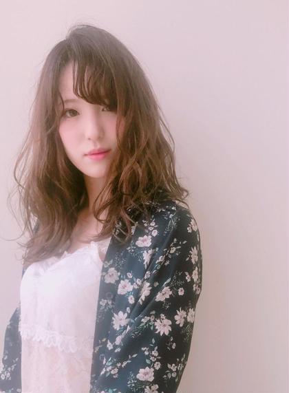 KENJE東戸塚所属・坂口茉莉子のスタイル