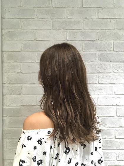 🌈Summerクーポン🌈全体ブリーチ&外国人風透明感カラー&トリートメント✨前髪カット無料✨