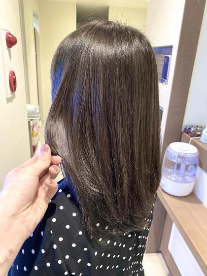 【毛髪復元】💎カット+キラ水美髪カラー💎