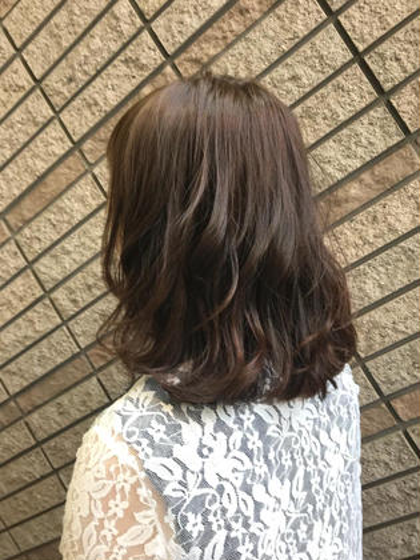 ❗️冬限定❗️艶カラー+モイストトリートメントホームケアプレゼント