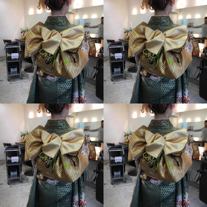 お着物の着付け所属の木村ひろえのヘアカタログ