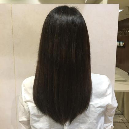透明感ツヤ肌カラー MODE K's improve所属・土工鷹賢のスタイル