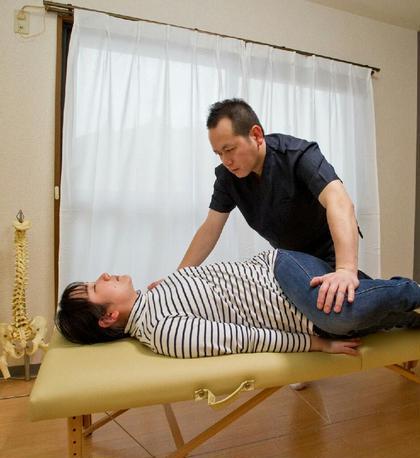 初回お試し腰椎椎間板ヘルニア改善オーダーメイド整体