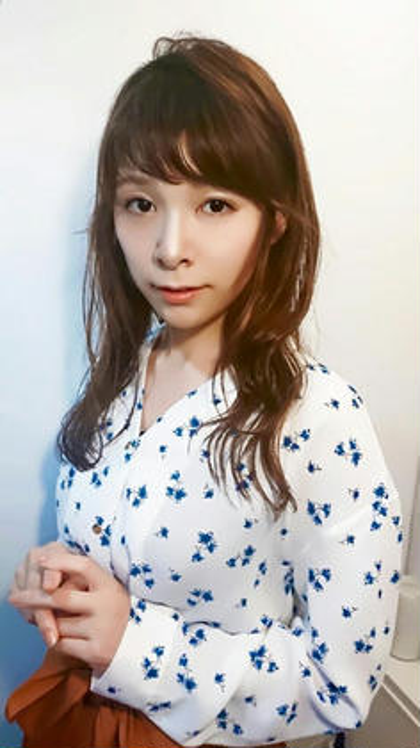 fossette所属のhiromi( *´•ω•`*)のヘアカタログ