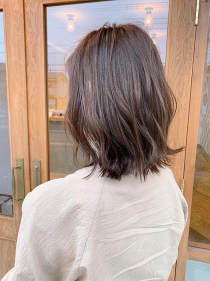 【スペシャルケアメニュー】  ❤️ダメージ94%カット魔法のカラー(全体カラー) ➕ ❤️ダメージ回復トリートメント