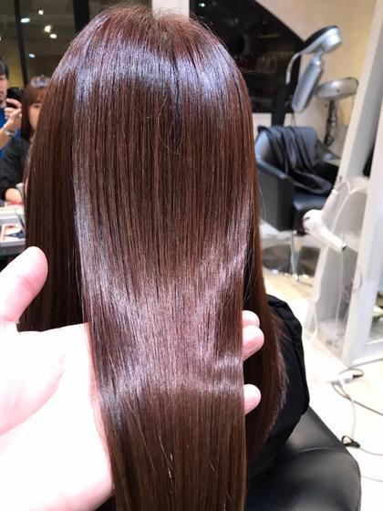 【何回でもOK】業界でこの料金はありえない😳1度は体感して欲しいから💓髪質改善トリートメント✨酸熱トリートメント✨
