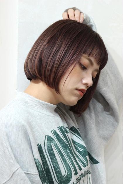 🦄『平日限定』カット+艶・高発色カラー+トリートメント