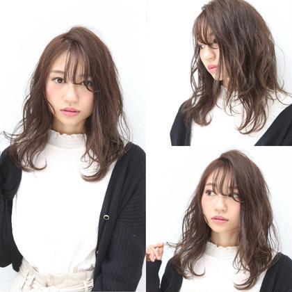 【✨1日1名様限定‼️リピートNo.1】カット+極潤ミストカラー+髪質改善トリートメント☆