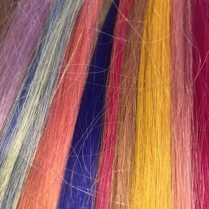 原色カラー多数ございます★ 中川歩のヘアアレンジ