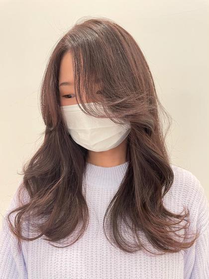 ☀️4月限定☀️似合わせデザインカット+カラー🌈🌈