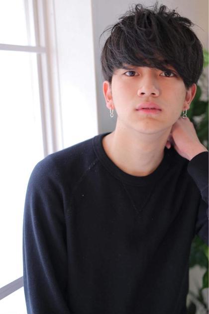 ★メンズ限定クーポン★メンズカット+フルカラー+プレトリートメント¥4500