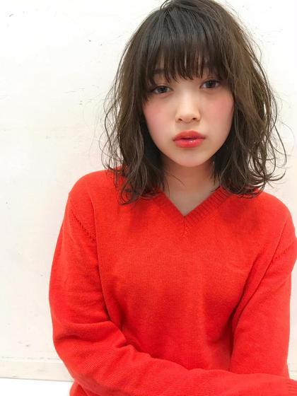 ✨人気NO1✨ 【ミニモ春きゅん】 cut+最高級髪質改善高保湿トリートメント