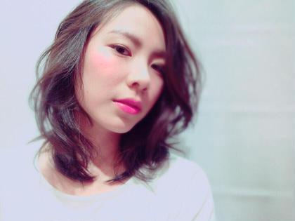 EARTH三軒茶屋店所属・naoyuki.jo☆城 直之のスタイル