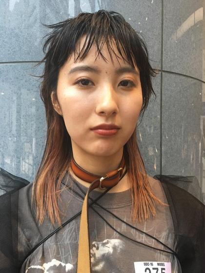 ハイセンスな個性派hair ❤︎ Logue(ローグ)所属・筒井まりなのスタイル