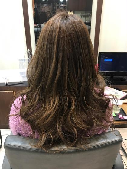 MODEK'sSYLPH阿倍野店所属・山本千明のスタイル