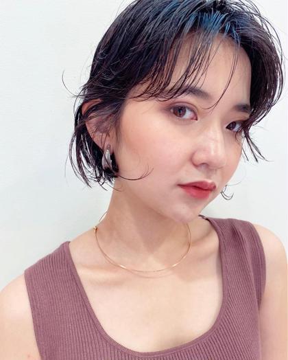 ✔️フルコース✨カット&ダメージレスパーマ&透け感カラー