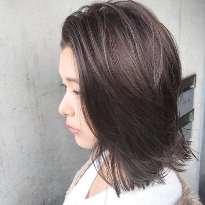 ⭐️カット+イルミナカラー+トリートメント【ホームケアトリートメント付】⭐️