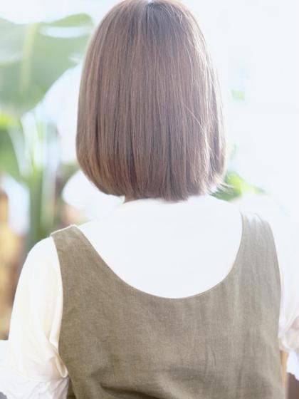 『平日限定 ✨黒髪卒業✨高校生限定 カット+Wカラー』