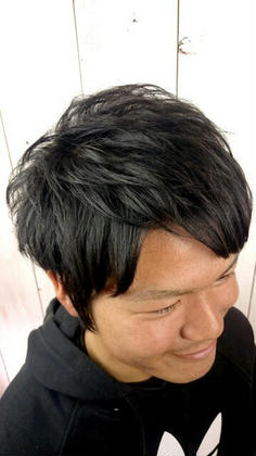 AJITOhair&relaxation所属・丸山拓斗のスタイル