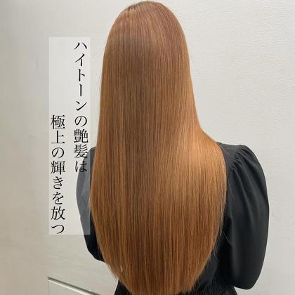 🉐平日のみ【髪質改善】髪質改善トリートメント【シャンプー・ブロー込み】