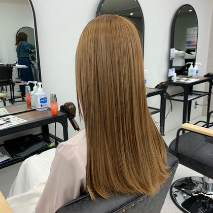 髪質に合わせた オージュアトリートメント            (4step treatment)