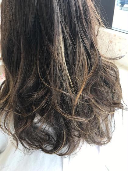 hair salon Hinata所属の川畑ゆうたのヘアカタログ