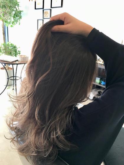 バレイヤージュ Re:load〜hairdesign〜所属・大竹悠介のスタイル