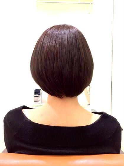 トーンダウンのお客様! 少しでも髪色が保てるように工夫します! Bär所属・遠藤巧のスタイル