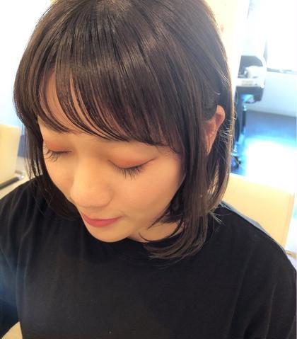 前髪カット☆