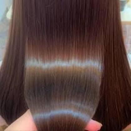 SNSで話題沸騰中❗️髪質改善酸熱トリートメント