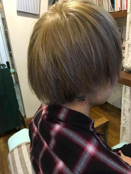 ReniA所属・ryomaYoshiharaのスタイル