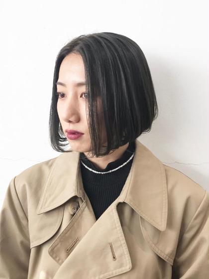 大人気🌼髪質改善トリートメント+カット🌼minimo限定
