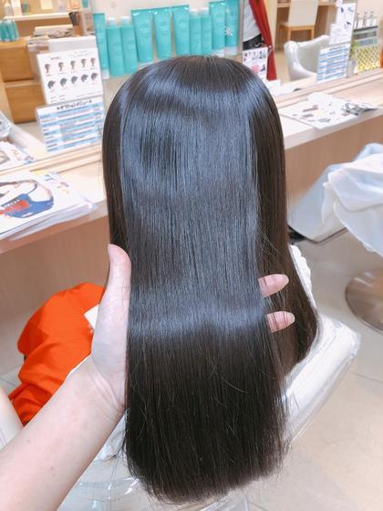 🌱前髪カット