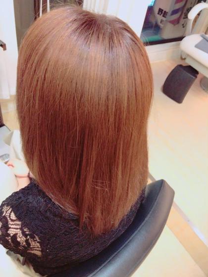 リタッチ(3cm以内)+髪質改善トリートメント