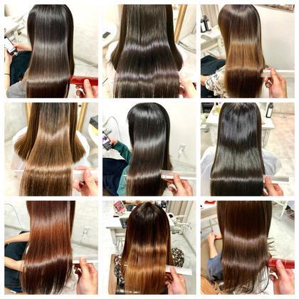 【✨本日限定30%OFFクーポン✨】 髪質改善シルクストレート縮毛矯正+カット+オリジナルトリートメント