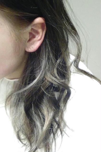 インナーカラー特集  隠れオシャレで個性的なスタイルを✨ Agu hair three所属・トップスタイリスト★英山大樹のスタイル