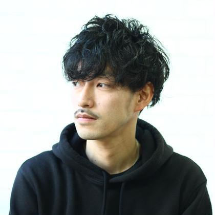 スネークショート ヘアークリアー谷塚所属・石鳥孝男のスタイル