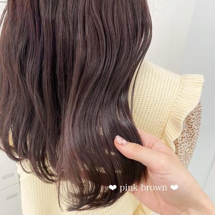 🧚🏻♀️似合わせカット + うる艶カラー + 髪質改善トリートメント 🧚🏻♀️