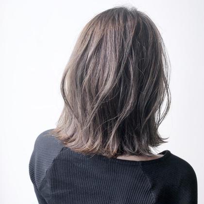 Aimee所属のトップスタイリストAimee小山雄のヘアカタログ