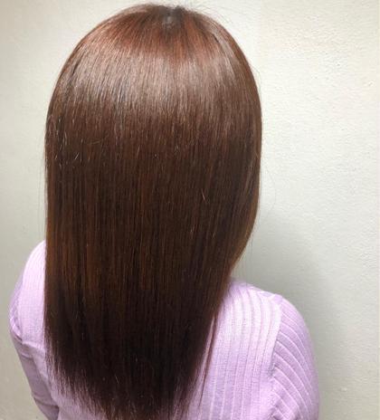 ❣️【髪質改善】ハホニコ4STEPトリートメント❣️