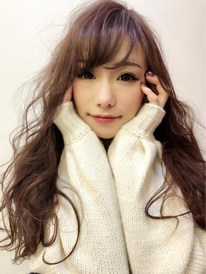 艶艶✨イルミナカラーコーラル可愛らしい女性表現します Eton所属・佐藤宏之のスタイル