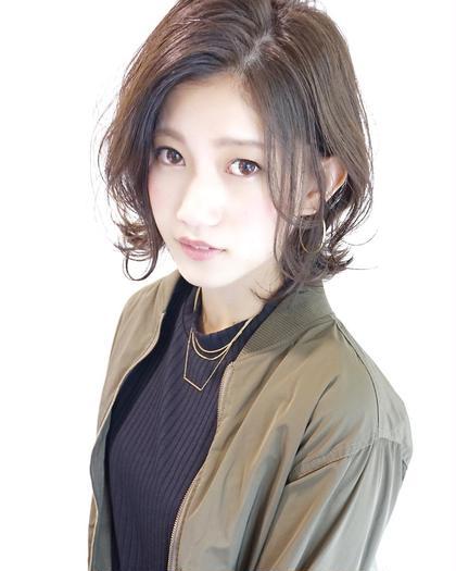 2💫小顔カット + ダメージレスイルミナカラー +トリートメント 11000円