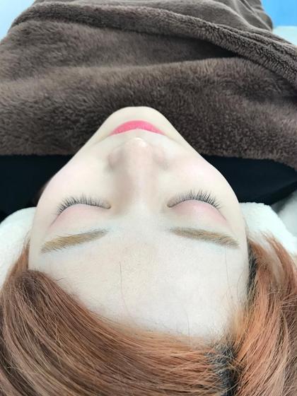その他 ヘアアレンジ マツエク・マツパ ロング 付ける前〜〜マツエク