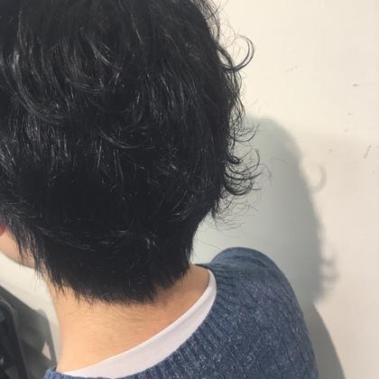 アッシュブラック系 RISA hair design所属・半田結衣子のスタイル