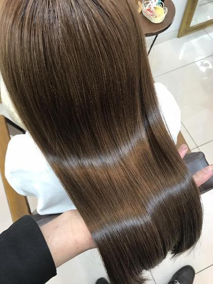 ❤️髪を内側から艶髪に❤プラチナトリートメント❤